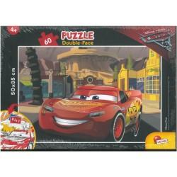 CARS PUZZLE 60pcs  ΧΡΩΜΑΤΙΣΜΟΥ 2 ΟΨΕΩΝ