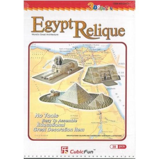 3D PUZZLE ΑΦΡΩΔΕΣ EGYPT RELIQUE