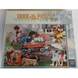 PUZZLE ΠΑΙΔΙΑ 1000ΤΕΜ