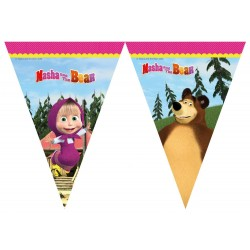 MASHA AND THE BEAR ΣΗΜΑΙΑΚΙΑ