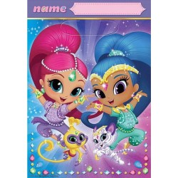 SHIMMER AND SHINE ΣΑΚΟΥΛΑΚΙΑ ΔΩΡΟΥ