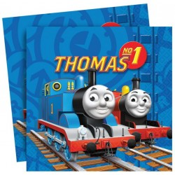 THOMAS AND FRIENDS ΧΑΡΤΟΠΕΤΣΕΤΕΣ 20ΤΕΜ